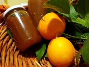Marmellata di arance siciliane