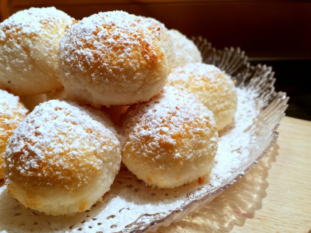 Biscotti al cocco facili e veloci ricette in armonia for Ricette facili veloci