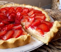 crostata morbida di fragole o frutta (4)
