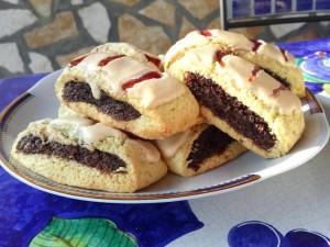 Biscotti napoletani all'amarena