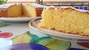 Torta limoncina veloce e soffice come una nuvola!