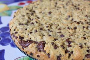 Torta cookie alla nutella per i più golosi!