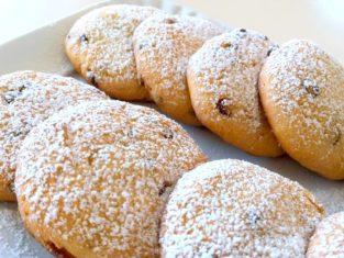 Biscotti light ricotta e miele