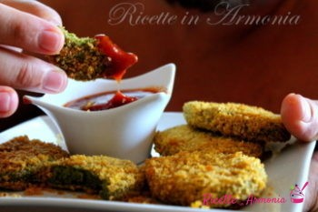 Nuggets di pollo light al forno