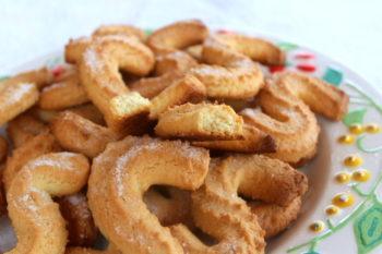 Biscotti squisiti secondo tradizione siciliana!