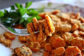 Chips di carote light, facili da preparare in casa!