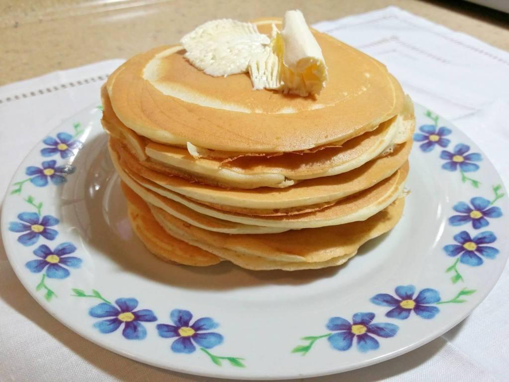 Pancake allo sciroppo d'acero o nutella!