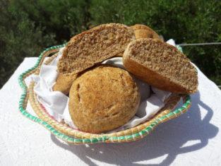 Pane integrale … profumo di mulino!