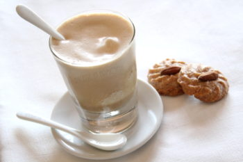 Crema al caffè light senza panna come al bar