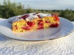 Crostata morbida alle ciliegie fresche!