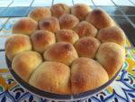 Danubio siciliano salsiccia e zucchine