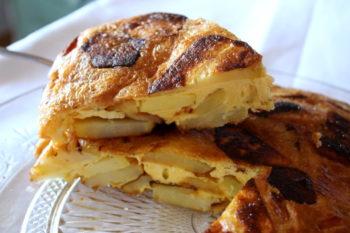 Frittata di uova e patate la ricetta classica