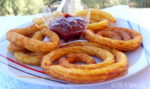 Spirali di patate fritte per un contorno sfizioso