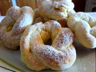 Biscotti con ricotta e limone
