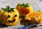 Zucche di arancine di Halloween nuova ricetta
