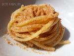 Spaghetti alla bottarga di tonno