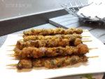 Spiedini di lumache con pancetta