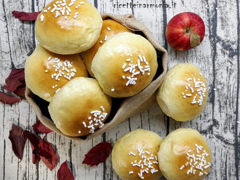 Brioche di mele … irresistibile sofficità!