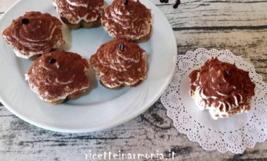 Cupcake facili al tiramisù