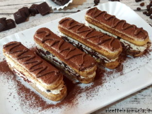 Tiramisù finger food