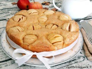 Torta di mele soffice … la mia torta cuor di mela!