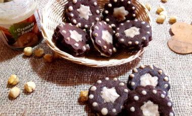 Biscotti cuor di nocciola