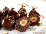 Fichi secchi al cioccolato fondente