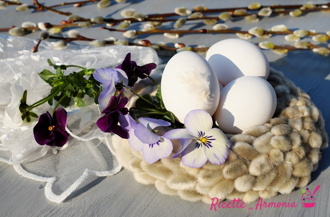 Raccolta delle ricette di Pasqua