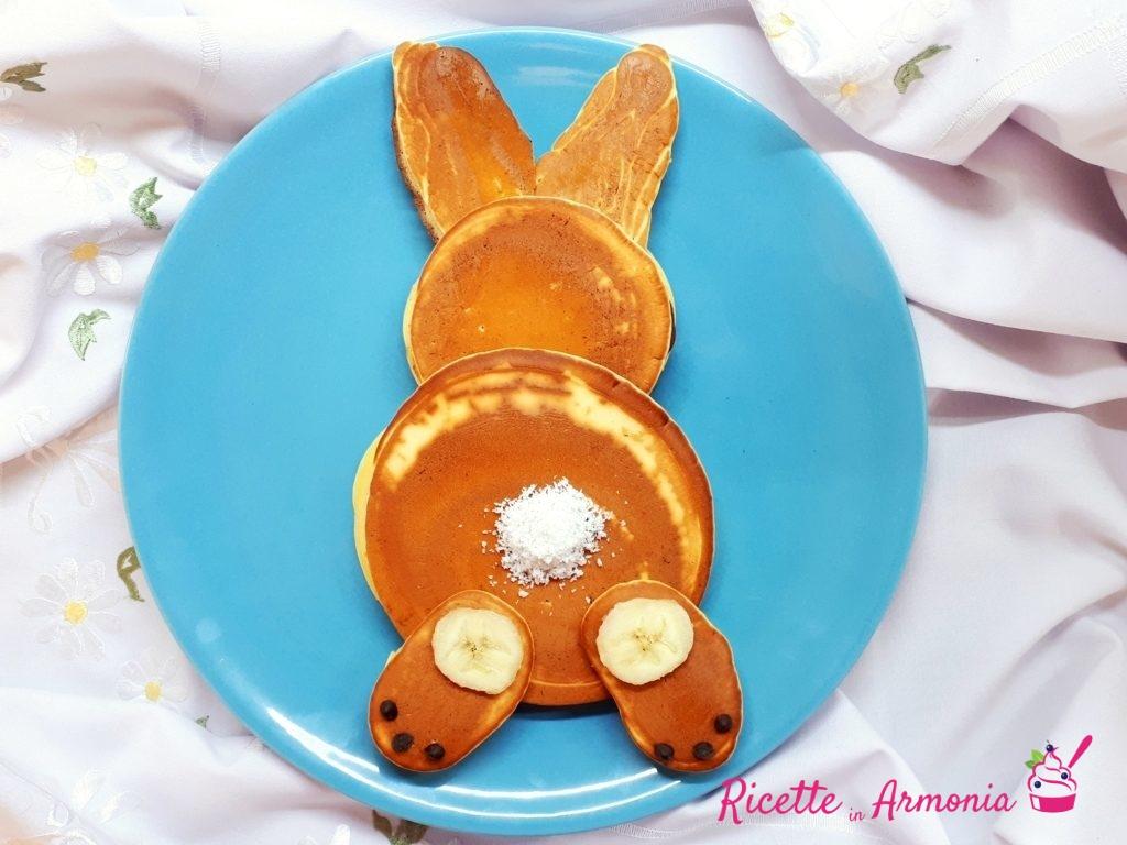 Torta in padella coniglio dorayaki
