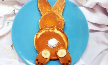 Torta coniglio in padella