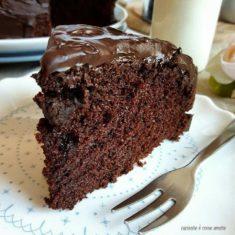 Chocolate Cake di Mario Marziani ❦