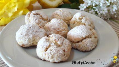 Biscotti al cedro ❦
