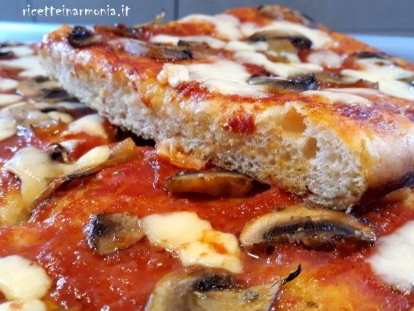 Pizza sfogliata super soffice