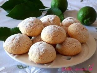 Biscotti al limone verdello