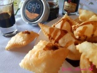 Gnocchi fritti all'aceto balsamico