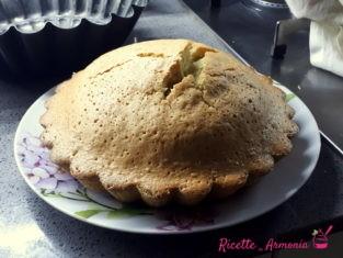 Torta cluod senza burro ne latte