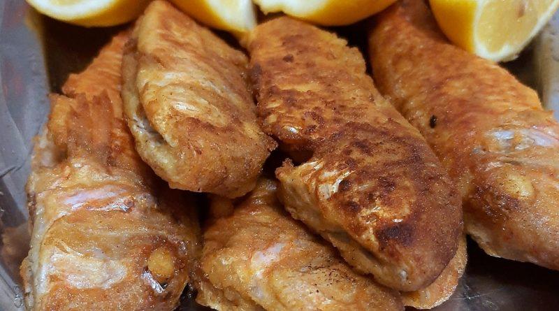 Triglie fritte